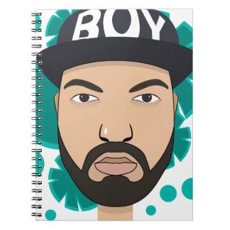 The boy notebook