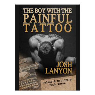 The Boy With the Painful Tattoo Poster