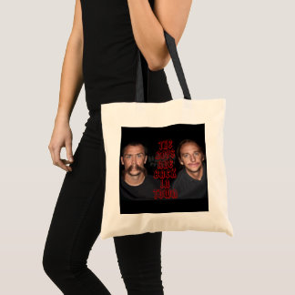 The boys are reverse in town - Tygkasse Tote Bag
