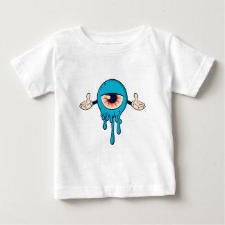 The Boys Blue Eyed Monster Baby T-Shirt