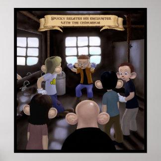 The Boysroom Poster
