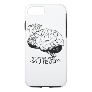 The Brain In The Fam iPhone 7 Case
