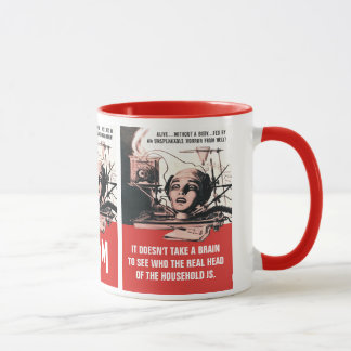 The Brain That Wouldn't Die Mug