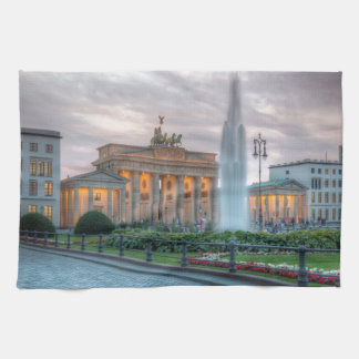 The Brandenburg Gate Tea Towel