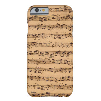 The Brandenburger Concertos, No.5 Barely There iPhone 6 Case
