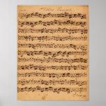 The Brandenburger Concertos, No.5 D-Dur, 1721 Print