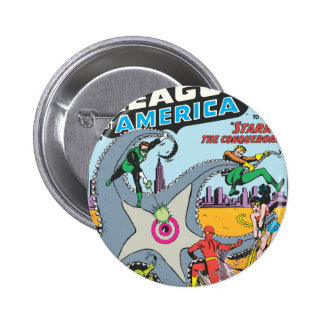 The Brave and The Bold Issue #28 - Mar 6 Cm Round Badge