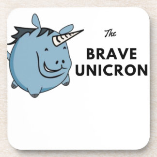 The Brave Unicorn Coaster