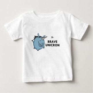 The Brave Unicorn Latest Baby T-Shirt