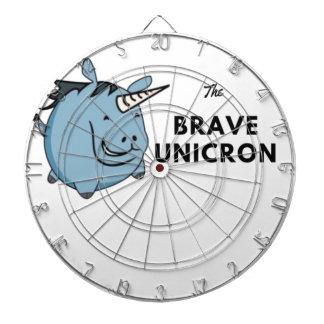 The Brave Unicorn Latest Dartboard