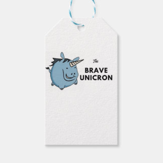 The Brave Unicorn Latest Gift Tags