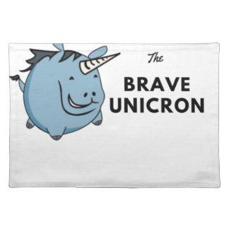 The Brave Unicorn Placemat