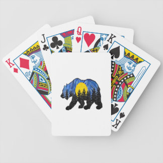 THE BRAVE WORLD BICYCLE PLAYING CARDS