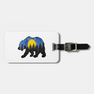 THE BRAVE WORLD LUGGAGE TAG