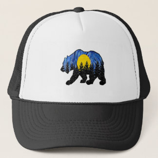 THE BRAVE WORLD TRUCKER HAT