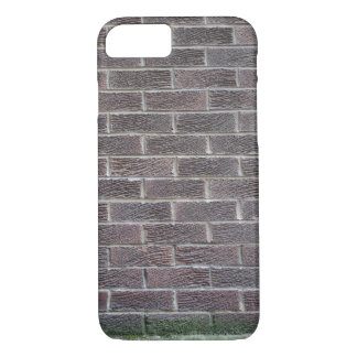 The brick wall with grunge texture iPhone 8/7 case