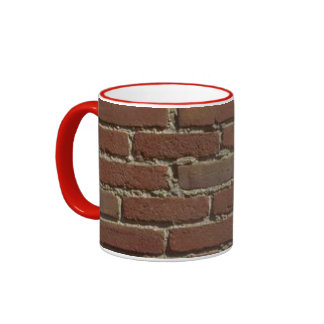 the bricked ringer mug