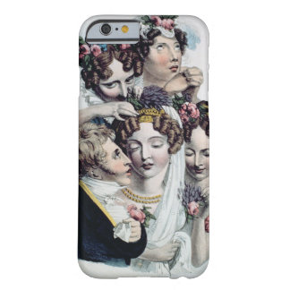 The Bride, c.1820 (litho) Barely There iPhone 6 Case