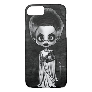 The bride of Frankenstain by Jesus Guzmán iPhone 8/7 Case
