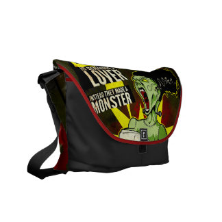 The Bride of Frankenstein Commuter Bags