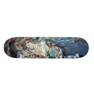 The Bride of the Wind (The Tempest) Skateboard Decks