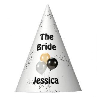 The Bride Party Hat