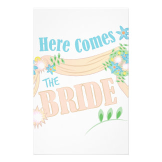 The Bride Stationery
