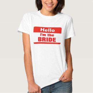 The Bride Tee Shirt