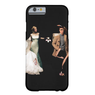 The Bride, The Groom Barely There iPhone 6 Case