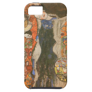 The Bride (unfinished) by Gustav Klimt iPhone 5 Cover