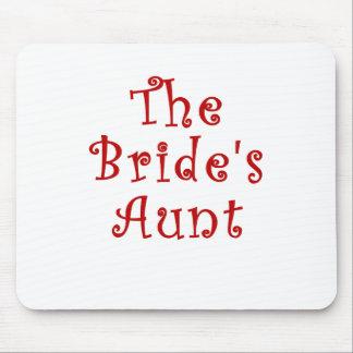The Brides Aunt Mouse Pad