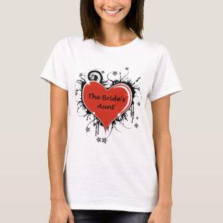 The Brides Aunt T-Shirt