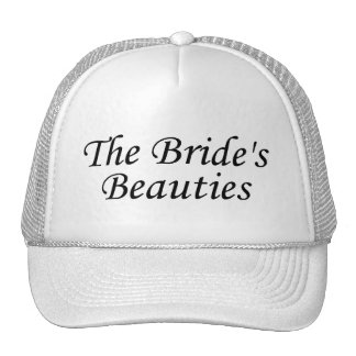The Brides Beauties Hat