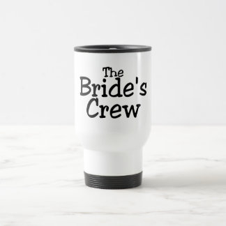 The Brides Crew 2 Travel Mug