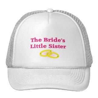 The Bride's Little Sister Cap