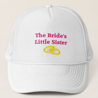The Bride's Little Sister Trucker Hat