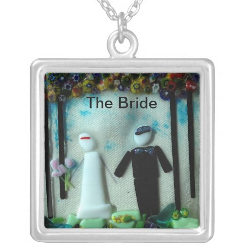 The Bride's necklace Bridal Gift