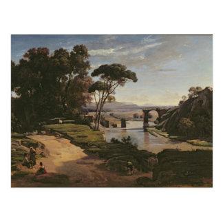 The Bridge at Narni, c.1826-27 Postcard