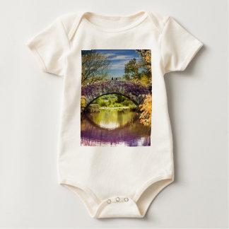 The bridge baby bodysuit