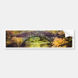 The bridge bumper sticker