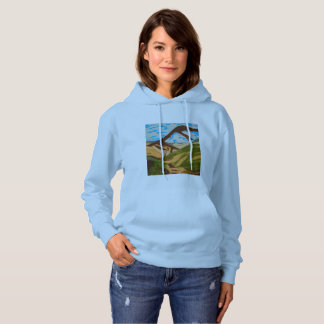 the bridge hoodie