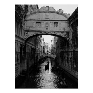 The Bridge of Sighs Posters