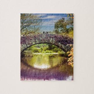 The bridge puzzles