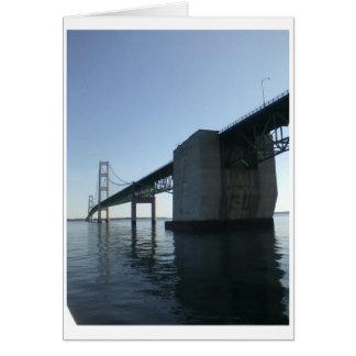 THE BRIDGE TO GREETING CARD