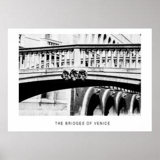 The Bridges of Venice Posters