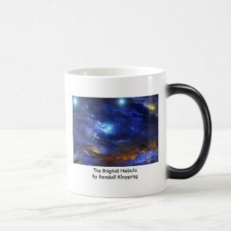 The Brighid Nebula Coffee Mugs