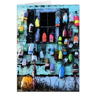The Bright Buoys Card