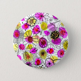 The Bright Stuff Button/Lapel Pin/Badge 6 Cm Round Badge