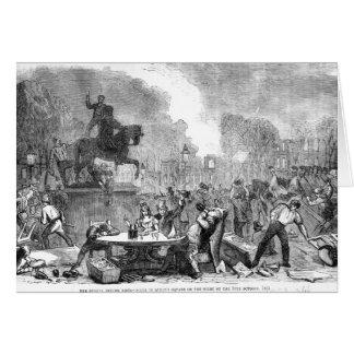 The Bristol Reform Riots Card