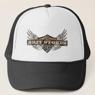 The Brit Stokes Band Logo Trucker Hat